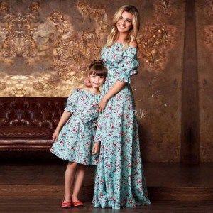Toyucun Az Adli Kullanicinin Ana Qiz Ziyafet Geyimleri Panosundaki Pin Anne Kiz Kiyafetleri The Dress Klasik Elbiseler