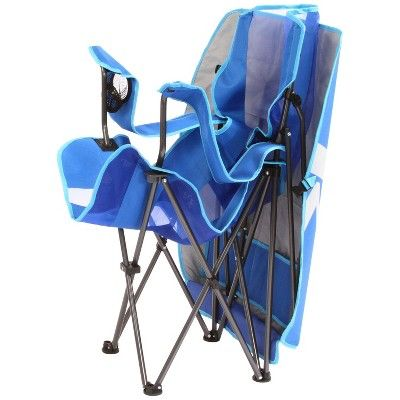 Kelsyus Original Canopy Chair Royal Blue Portable Canopy