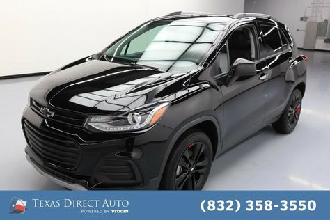 For Sale 2018 Chevrolet Trax Lt Texas Direct Auto 2018 Lt Used