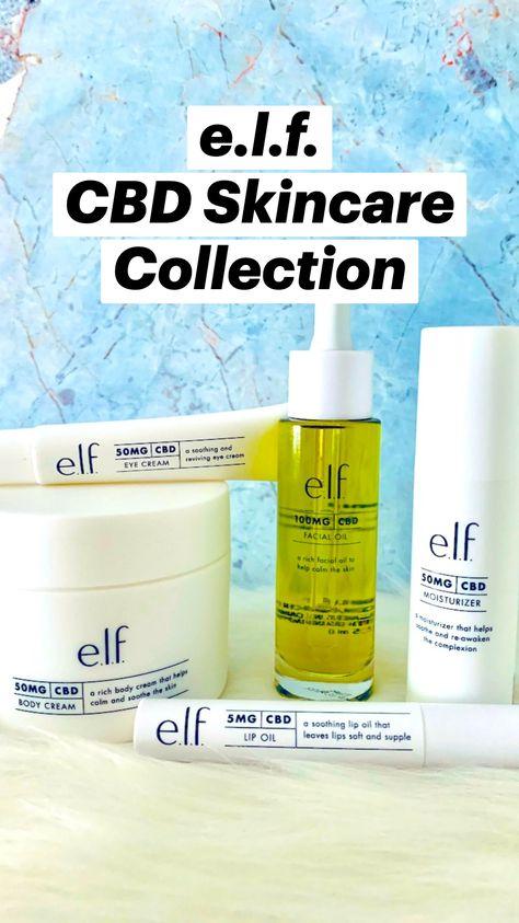 e.l.f. CBD Skincare CollectionReview