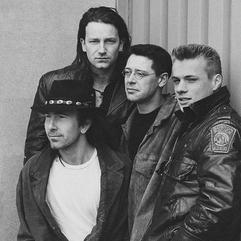 U2 in Belfast - 1987-Photo : Colm Henry