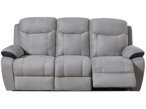 Canape Relax Electrique 3 Places Bradley Canape Conforama Pas Cher Canape Conforama Canape Relax Canape Cuir Relax