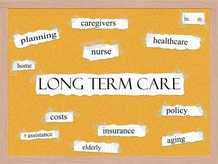 Long Term Care Policies May Also Be Available Through Group
