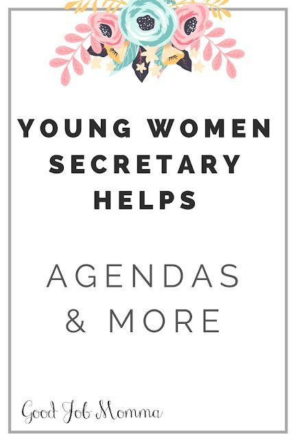 Pin On Young Women Presidency Helps