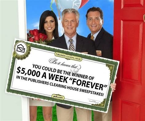Image result for Publishers Clearing House Real Letters