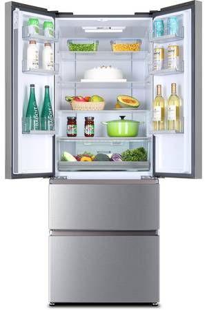Refrigerateur Multi Portes Haier Hb16fmaa Refrigerateur Gros Electromenager Petit Electromenager