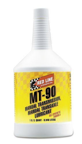 Red Line 50304 2pk Manual Transmission Mt 90w Gear Oil 1 Quart Pack Of 2 Want Additional Info Click On The Image Th Transmission Ford Trucks Oils
