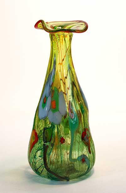 Art Glass Vase 3985 Art Glass Vase Glass Art Contemporary