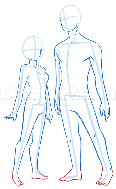 How To Draw Anime Anatomy Step 16 Anime Drawings Anime Drawings Tutorials Drawing Anime Bodies
