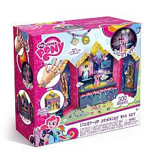 "My Little Pony Jewelry Box Extraordinary Vintage Quintuplets Game "" Place The Quintuplets In The Carriage Decorating Design"