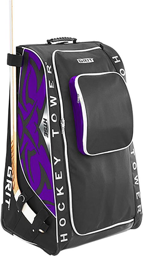 Grit Htse Hockey Tower Bag Junior Pure Hockey Equipment Hockey Bag Hockey Equipment Hockey
