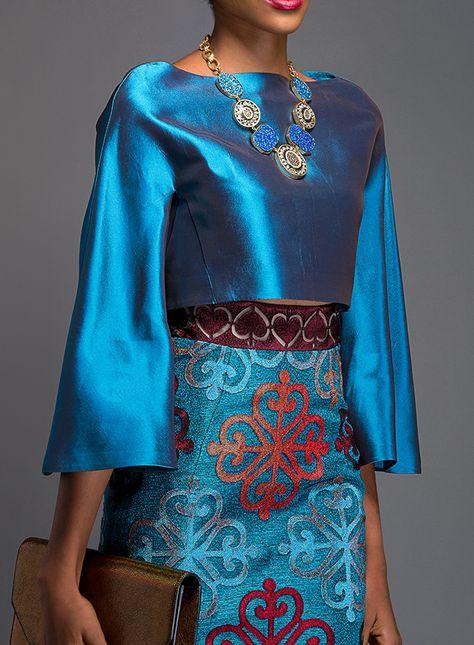 komole kandids series 1 house of deola aso oke nigerian wedding fashionghana 13 - PIPicStats