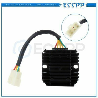 Advertisement Ebay Voltage Regulator Rectifier 5 Pin For Linhai 260 Touring Scooter 260cc 3 Motorcycle Parts And Accessories Ebay