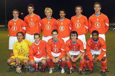 Pin Em Nederlands Voetbalelftal Holanda Soccer