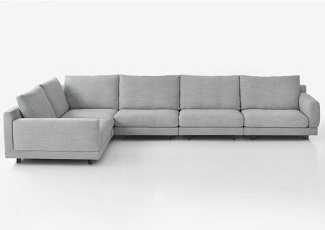 TAYLOR Sectional sofa by FRIGERIO POLTRONE E DIVANI ...