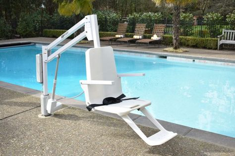 aXs 2 Pool Hoist for residential and commercial swimming ...