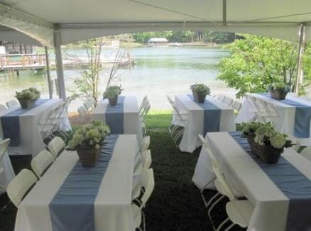 20 New Ideas For Wedding Reception Hall Decorations Long Tables Rectangle Wedding Tables Wedding Table Decorations Diy Wedding Table