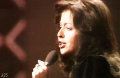 Eurovision Song Contest 1972 - winner Vicky Leandros - Luxembourg