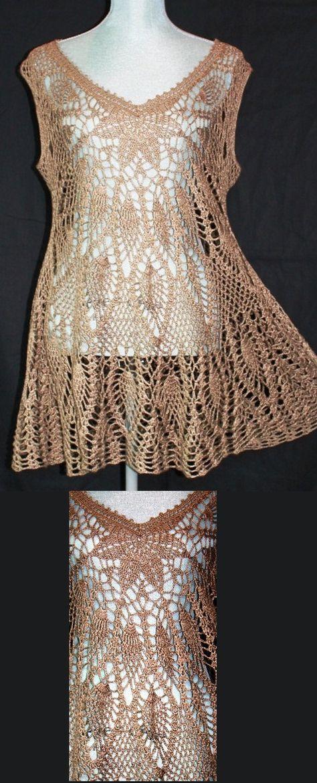 Crochet Lace Camada.