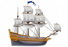Piratenschiff Ausmalbilder Ausdrucken Piraten Schiff Piratenschiff Schiff