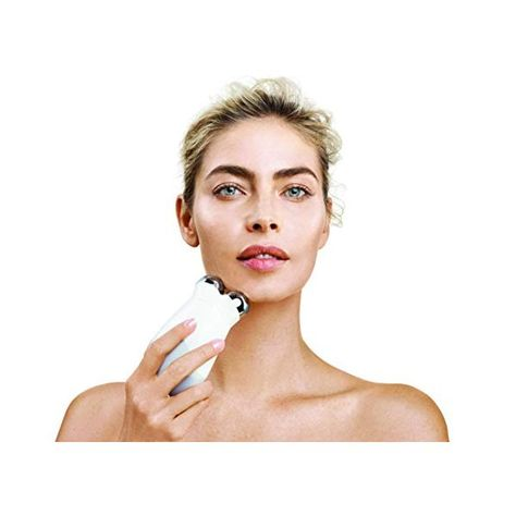 NuFACE Refreshed devices may have a slight cosmetic imperfection but are still 100% effective to receive a 5-Minute Facial-Lift™.