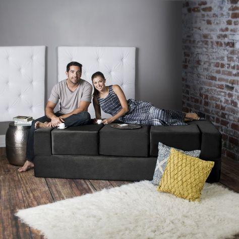 Eugene Modular Sleeper Sofa With Ottomans Sofa Bang Pinterest