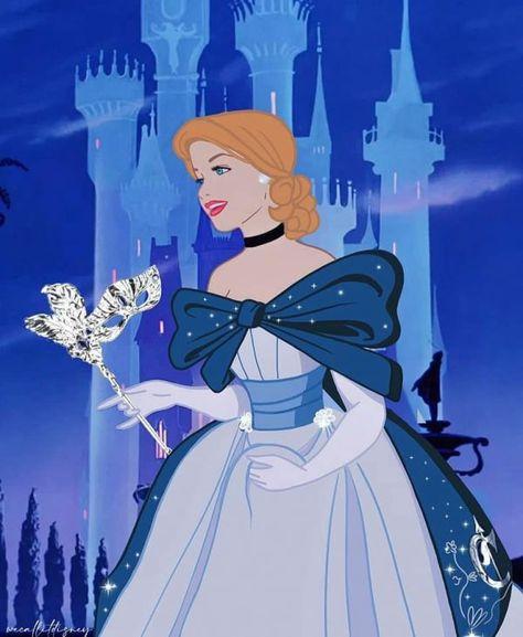 Garotas Geeks | Artista ilustra variações dos vestidos das princesas e personagens da Disney