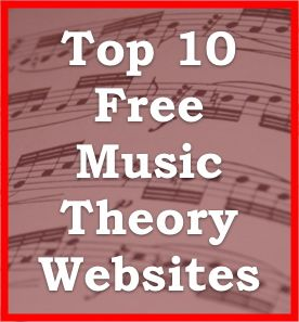 10 Music Theory Websites to try