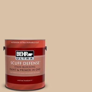 Behr Ultra 1 Gal Home Decorators Collection Hdc Ct 06 Country Linens Extra Durable Flat Interior Paint Primer 172401 The Home Depot Behr Ultra Interior Paint Durable Flats