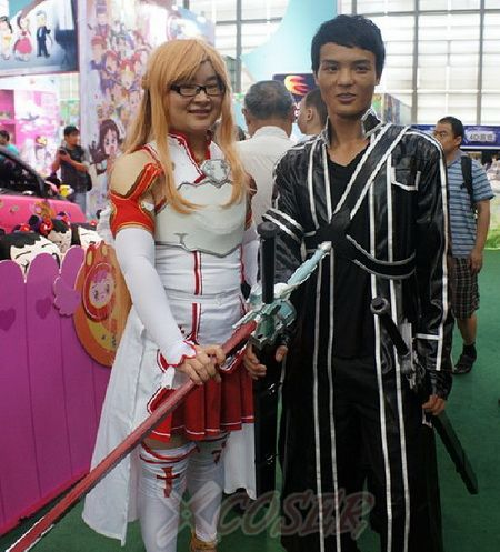 In Many Cosplay Parties Or Costume Ball You Will Find Sword Art Online Frequently See That Costumes SAO Kirito