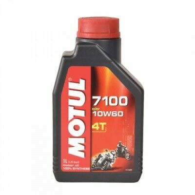 Advertisement Ebay Motul 7100 100 Synthetic 4 Stroke Motor Oil