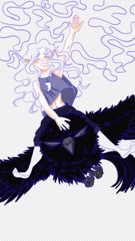 Digital Illustration- my oc