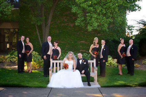 MSU Rose Garden. Tammy Sue Allen Photography. #wedding #photography