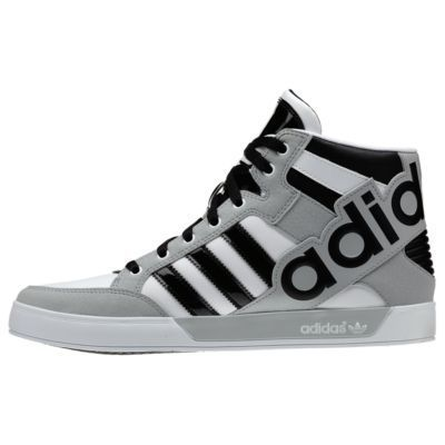 Cortar fin de semana Estándar  adidas Hard Court Hi Big Logo Shoes | Sneakers men fashion, Adidas shoes  high tops, Logo shoes