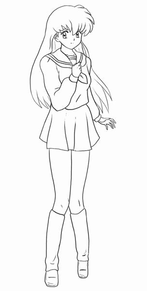 Anime School Girl Coloring Pages Awesome Anime School Girl Coloring Pages Anime School Girl Coloring Pages For Girls Sailor Moon Coloring Pages