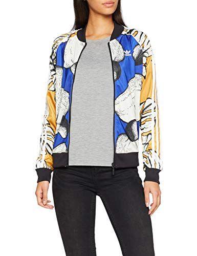 adidas Damen SST Tt Mantel Mehrfarbig (Multicolor Multicolor