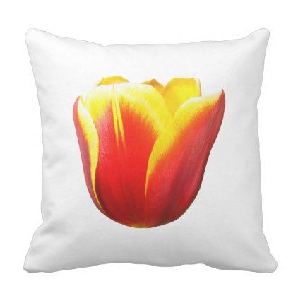 Ottawa Amp Outbreak Tulips 127799 Throw Pillow Flower Gifts Floral Flowers Diy Tulip Pillow Pillows