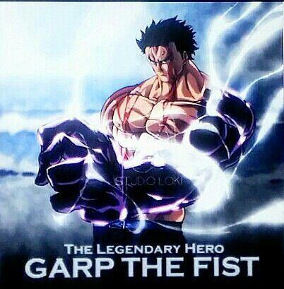 Garp One Piece