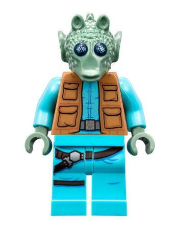 Lego Star Wars Duros Alliance Fighter sw689 From 75133 Minifigure Figurine New