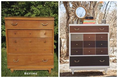 Upcycle your way to unique furniture and décor