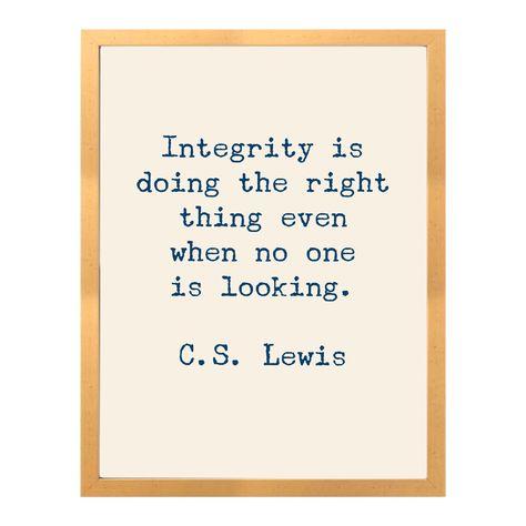 C.S. Lewis Quote B
