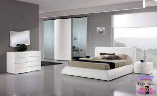 أجمل الوان غرف النوم للمتزوجين 2021 Modern And Contemporary Bedrooms Top4 Contemporary Bedroom Home Decor Home