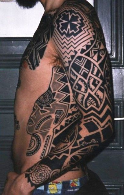 African Body Art Tattoo