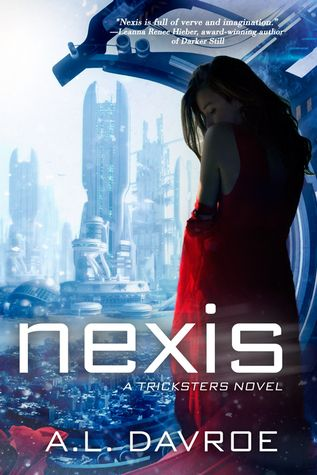 Books of the week: NEXIS by the talented @aldavroe Check it.