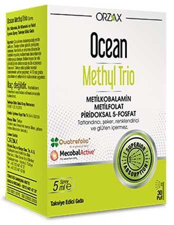 Ocean Methyl Trio En Ucuz Fiyat Yeni Urun Urun Hakkinda Cagri Merkezimizden Bilgi Alabilir Hizli Bir Sekilde Siparis Verebilirsiniz 44 Bilgi Urunler Doktorlar