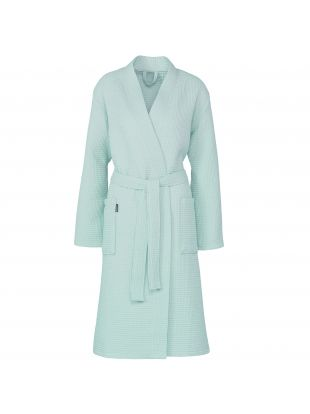 02959ee7870 Badgoed Wafel Celadon Green Biarittz celadon green zomerbadjas ...