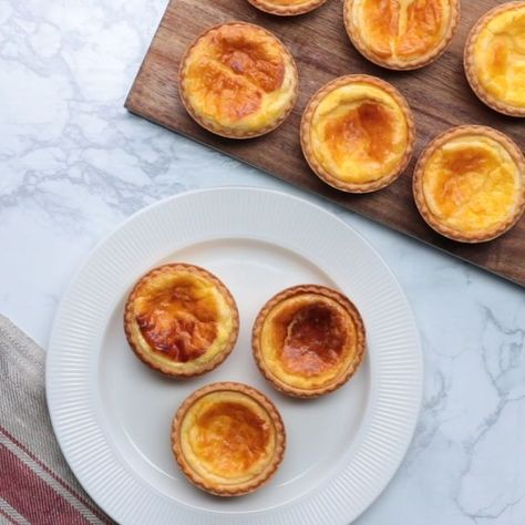 In the toaster! Tororin baked cheese tart - #Baked #Cheese #tart #toaster #Tororin
