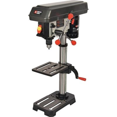 Porter Cable Drill Presses Lathe Pcxb620dp 3 2 Amp 5 Speed Bench Drill Press Porter Cable Drill Press Drill Presses