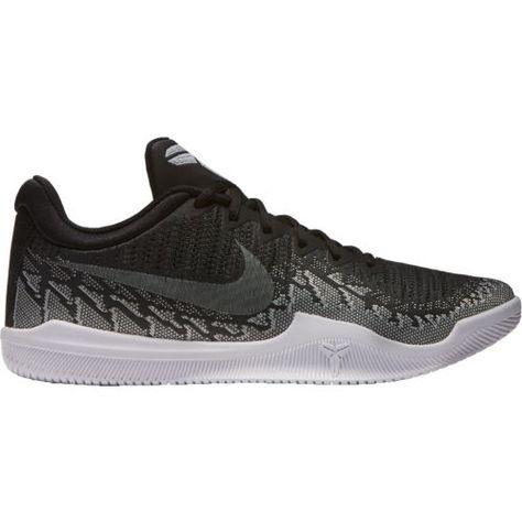 788c5b9250b Nike Men s Mamba Rage Basketball Shoes (White