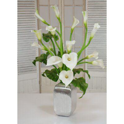 Vase Life Of Calla Lilies